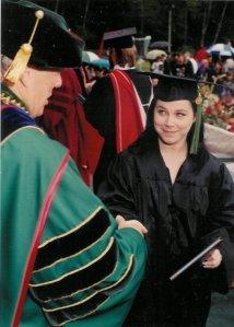 HSU graduation